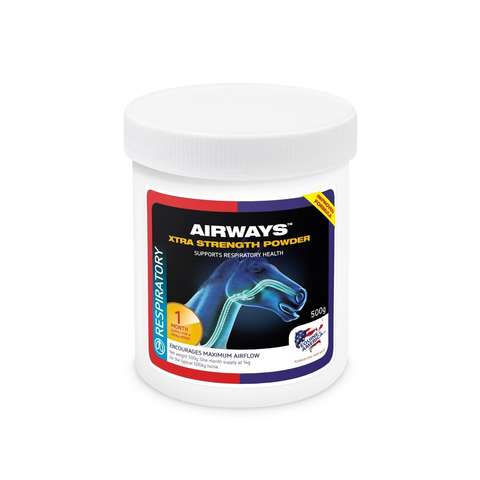 Airways Xtra Powder 454gm