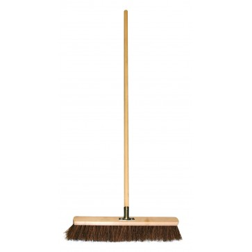 Bassine Yard Broom