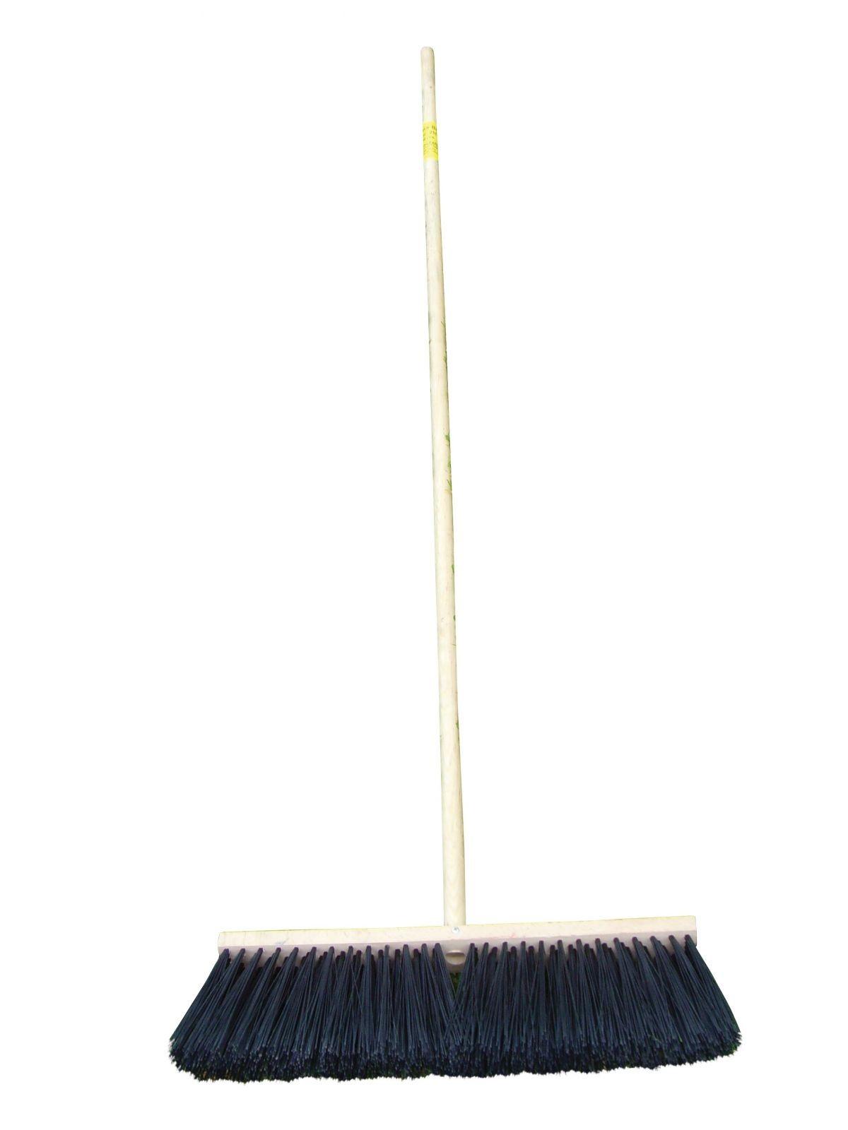 Borstiq Farmers Broom 50cm