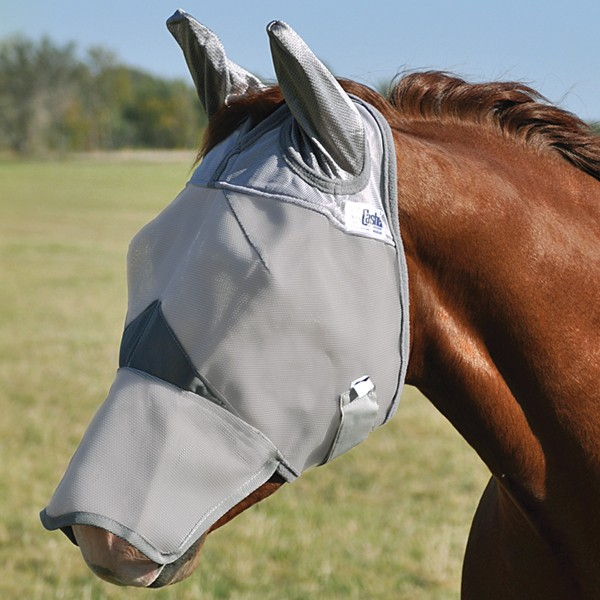 Cashel Fly Mask Long with Ears