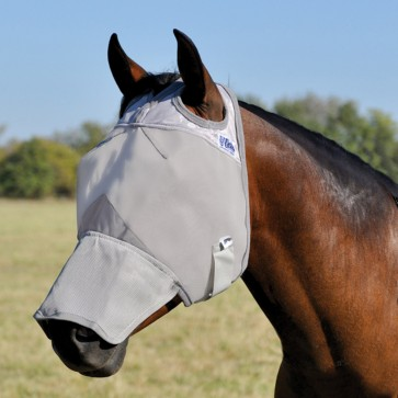 Cashel Fly Mask Long