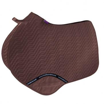 Close Contact Saddle Pad Brown