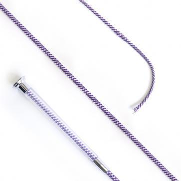 Cush Grip Schooling Whip 110cm - Purple