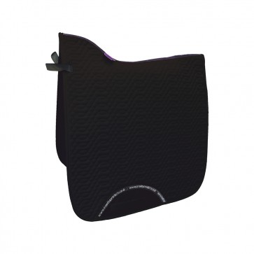 Dressage Cotton Square Black
