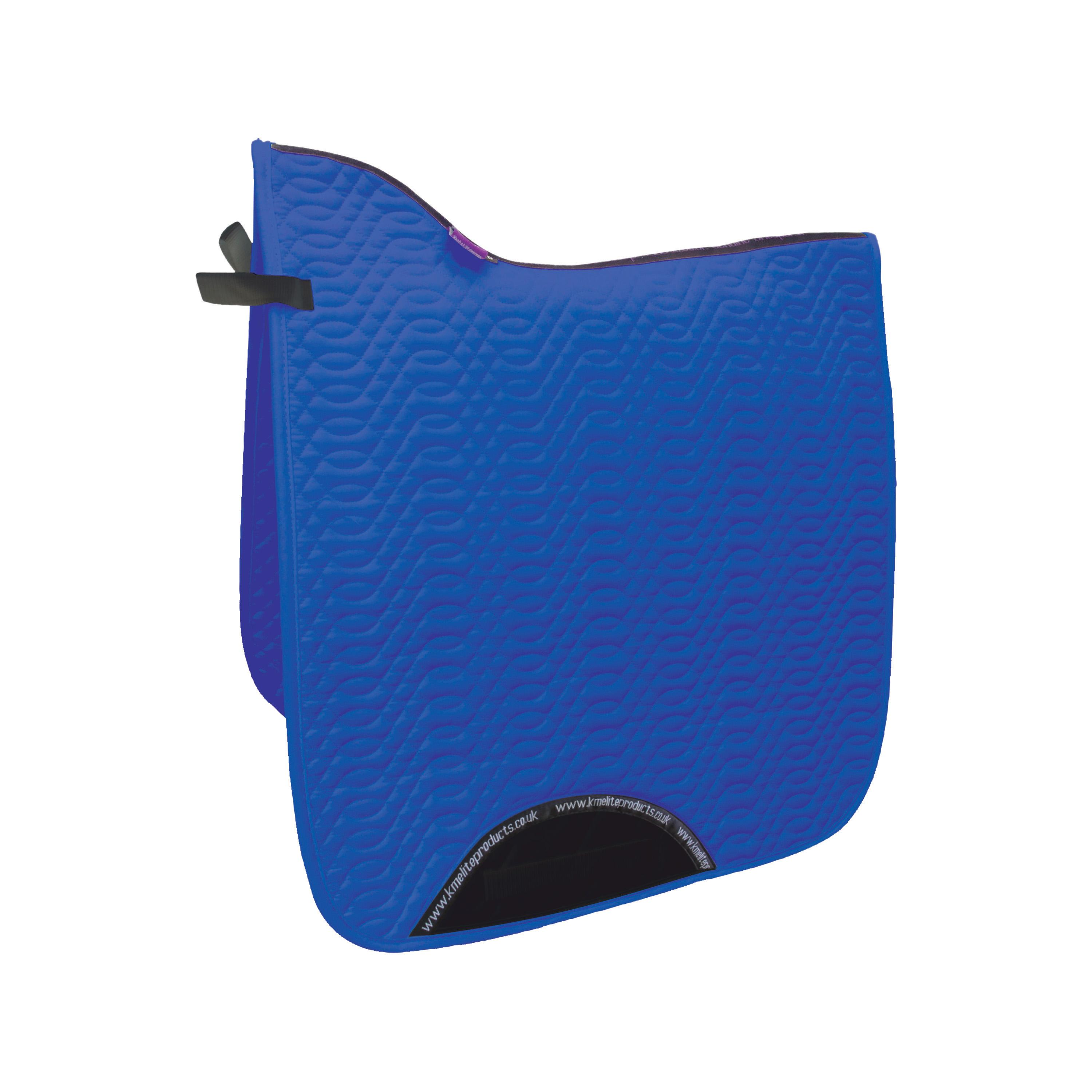 Dressage Saddle Cloth Sapphire Blue