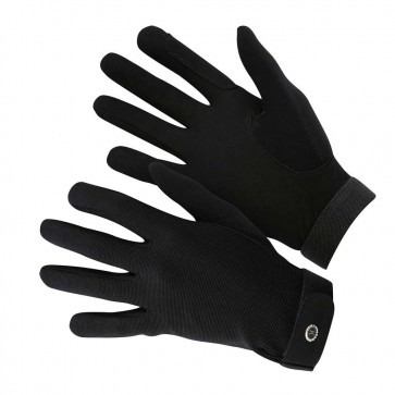 KM Elite All Rounder Glove Black