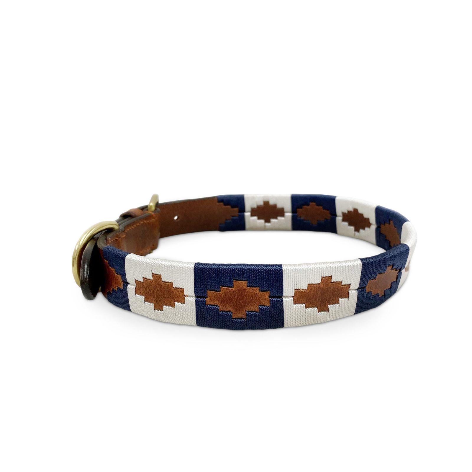 KM Elite Argentinian Dog Collar - Admiral