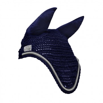 KM Elite Fly Veil Navy/Silver Trim