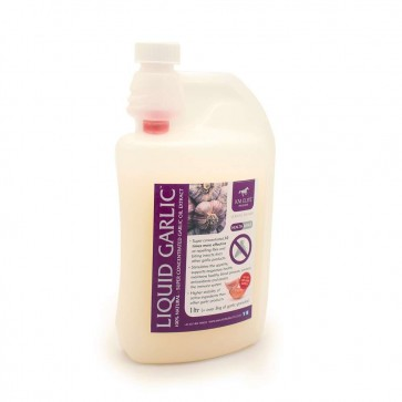 KM ELITE LIQUID GARLIC 1 Ltr