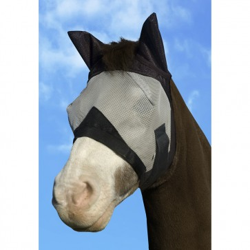 KM FLY MASK STANDARD WITH EARS