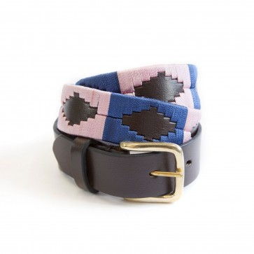KM Polo Belt - Blush