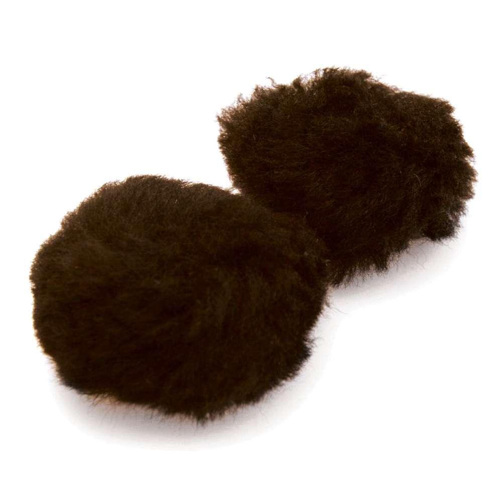 Lambswool Ear Plugs - Mocha