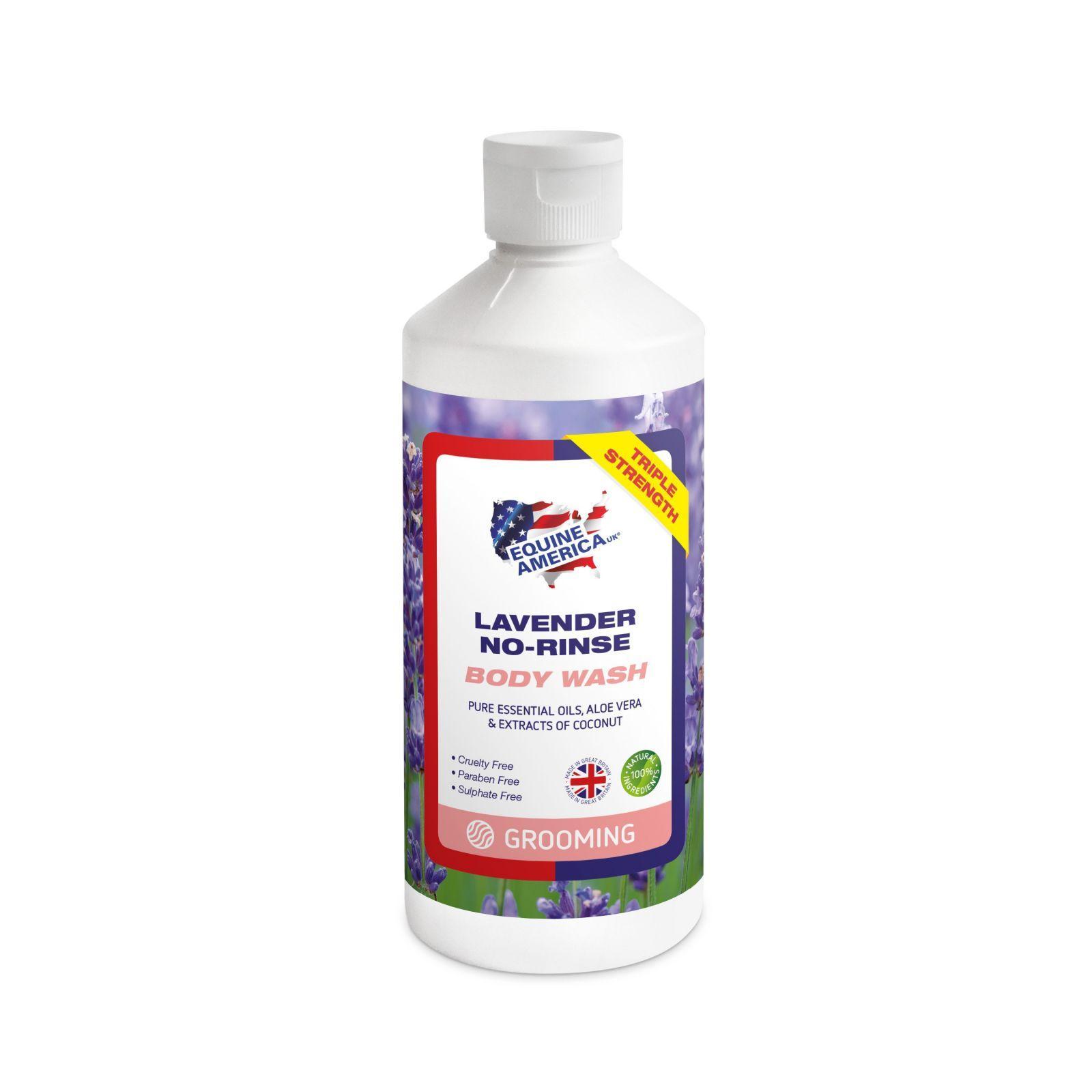Lavender No Rinse Body Wash