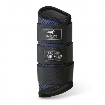 Pro Mesh Event Boot Blk/Electric Blue - Hind Medium