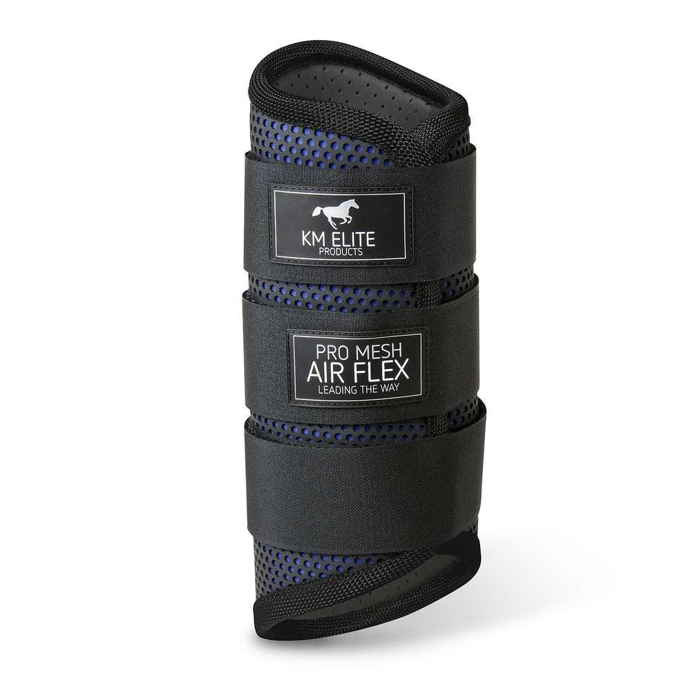 Pro Mesh Event Boot Blk/Electric Blue - Hind