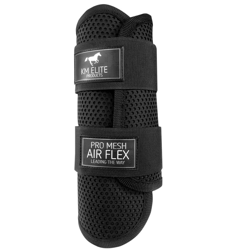 Pro Mesh Lite Boots Black Front