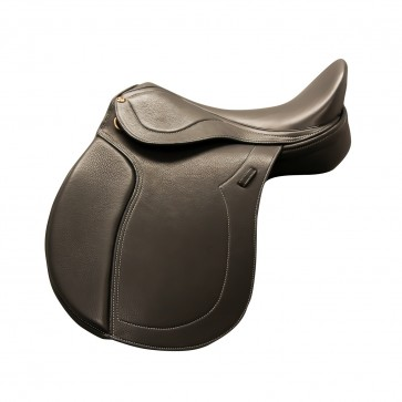 StrideFree® GP Saddle - Black