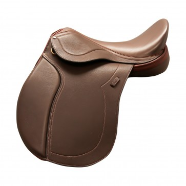 StrideFree® GP Saddle - Dark Brown