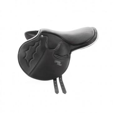 StrideFree® Saddle Black